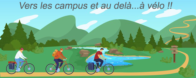 image vers les campus et au dela